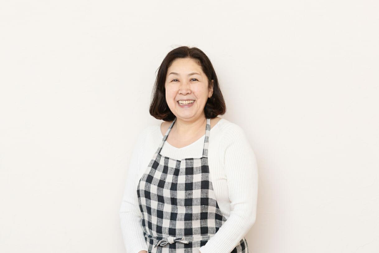 代表/ 小川 佳美 Yoshimi Ogawa